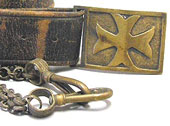 Ancient Cowboy Templar Belt