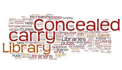 Publib Topics June 2011