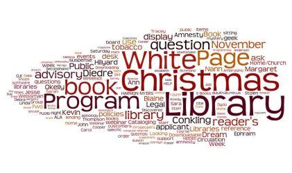 Publib Topics November 2011