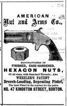 American Nut and Arms