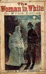 The Woman in White - Cover from 1890