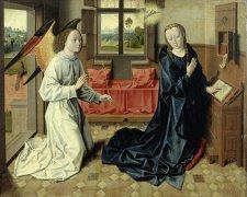 Annunciation - Dirck Bouts