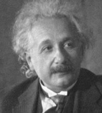 A. Einstein
